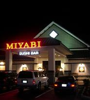 Welcome to Miyabi in Myrtle Beach Miyabi means Traditional Beauty