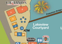 Barefoot Amusements Map Listing at Barefoot