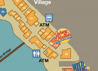 Welcome Center Map Listing at Barefoot