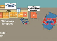 Flying Fish Public Market & Grill Map Location at Barefoot