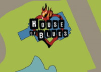House of Blues Map Location at Barefoot