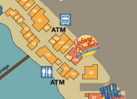 Tiki Jim's Map Location at Barefoot