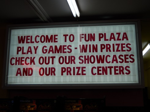 Myrtle Beach Boardwalk Fun Plaza Welcomes you<br>Welcome to Fun Plaza, Play Games - Win Prizes