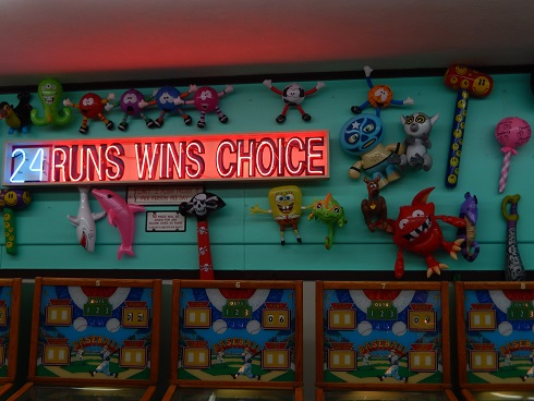 24 runs win the prize of your choice from this prize group