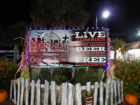 Fright Night on the Boardwalk - Live Zombies - Free Concerts