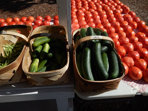 select vegetables for sale in Myrtle Beach