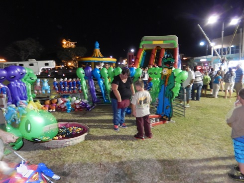 Myrtle Beach Octoberfest Kiddie Prizes<br>We have a player in the area