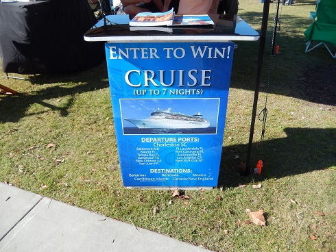 Enter for your chance to win a Cruise