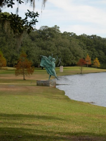 Brookgreen Gardens Myrtle Beach View 9