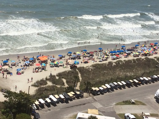 Ocean Lakes Family Campground Rv Park